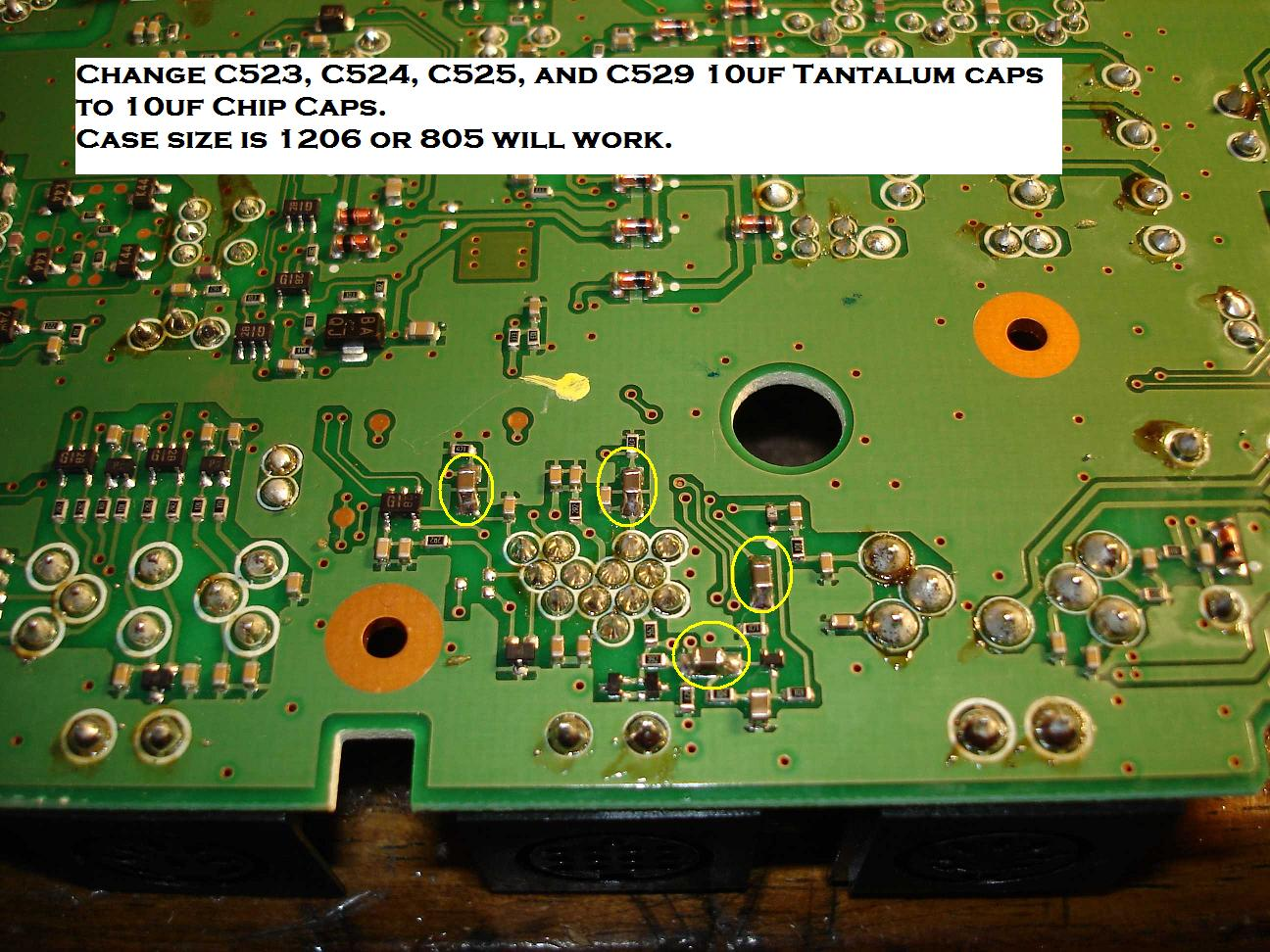 TS-2000 Review and Modifications - X-treme ESSB Audio FORUM