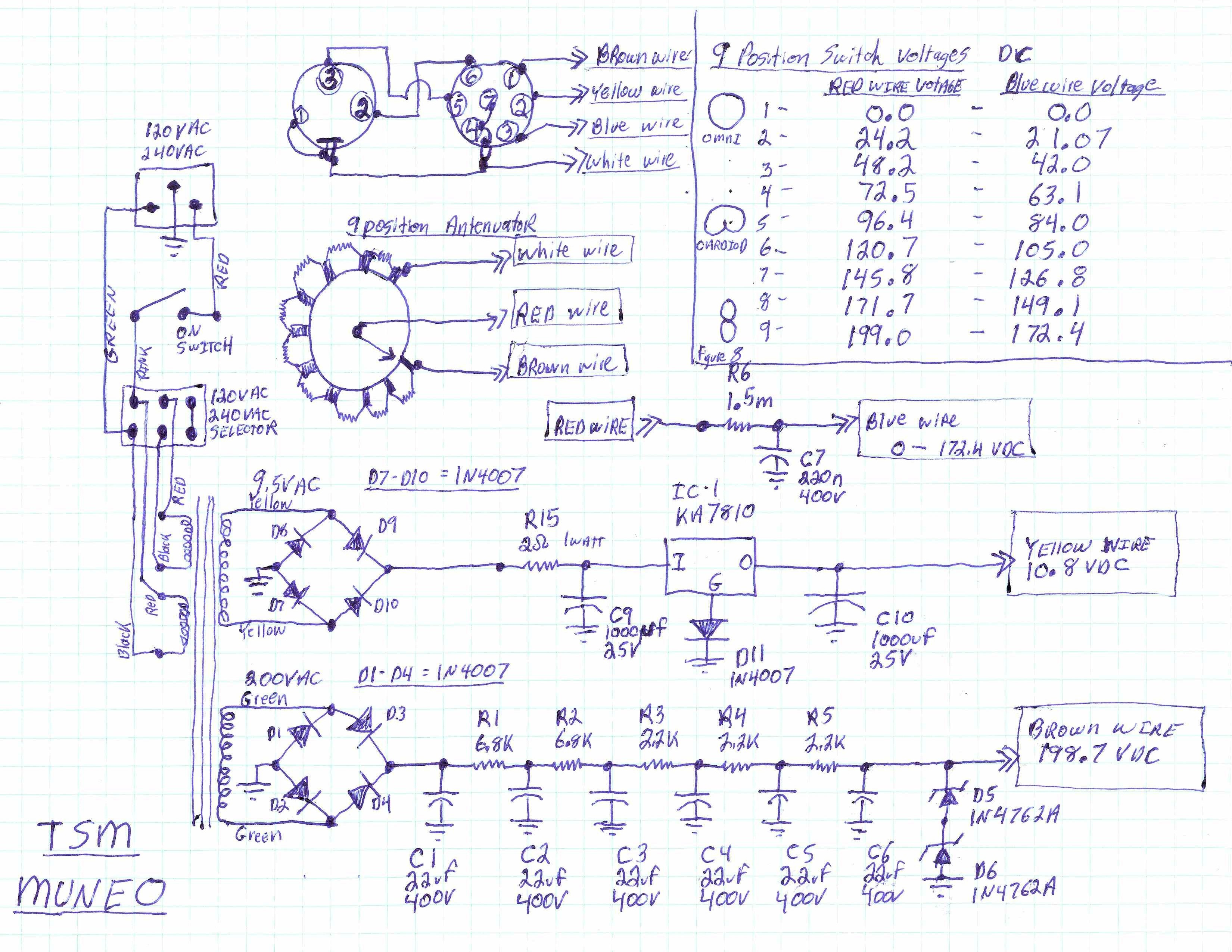 Check Out This Mic Schematic Dual Tube Transformerless Output Wiring Diagram Design Variable Pattern Hmmmmm