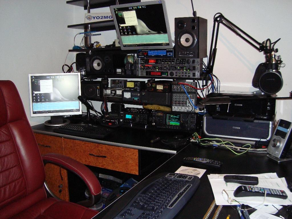 Audio book radio net index